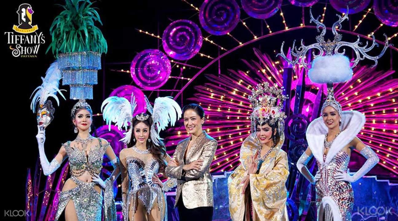 thailand tiffany's show